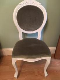 Solid wood Occasional Chair