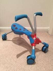 EXCELLENT condition Scuttlebug, smoke and pet free home. £10