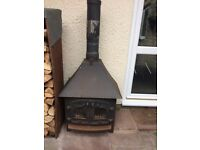 For Sale Villager Wood Burner 15kw