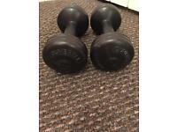 Dumbbells x 2 1.5 kg