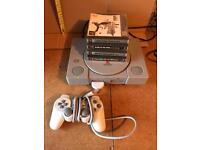 Playstation 1 and 4 games