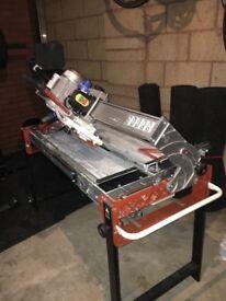 Raimondi Pikus 105 tile cutter/ wet saw bridge saw mitre saw
