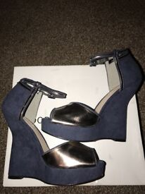 Dorothy Perkins size 6 new shoes