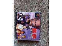 Tekken 2 PlayStation 1 game. 2 disk