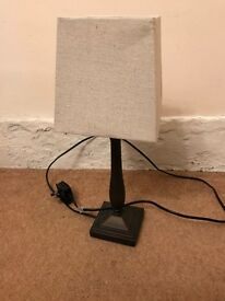 John Lewis Table Lamp / Light