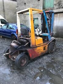 FORKLIFTS WANTED IN ANY CONDITION