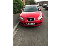 Seat Leon for sale. Ideal first car. Great runner