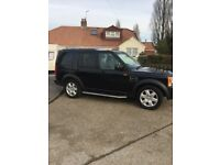 Discovery 3 HSE AUTO 7 SEATER 2-7T/D 57 Plate Serviced/MOT done DEC this year