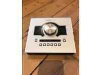 Universal Audio Apollo Twin Solo Soundcard Thunderbolt