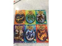 Beast Quest series 1 (books 1-6)