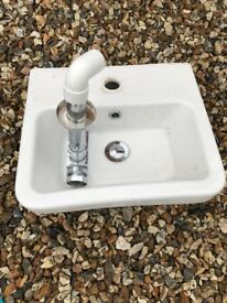 Bathroom/Cloakroom Sink - hardly used