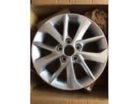 New Toyota Auris Alloy Wheels