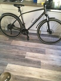 Specialized hybrid cross trail (large)