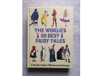 Reader's Digest - The World's 50 Best Fairy Tales
