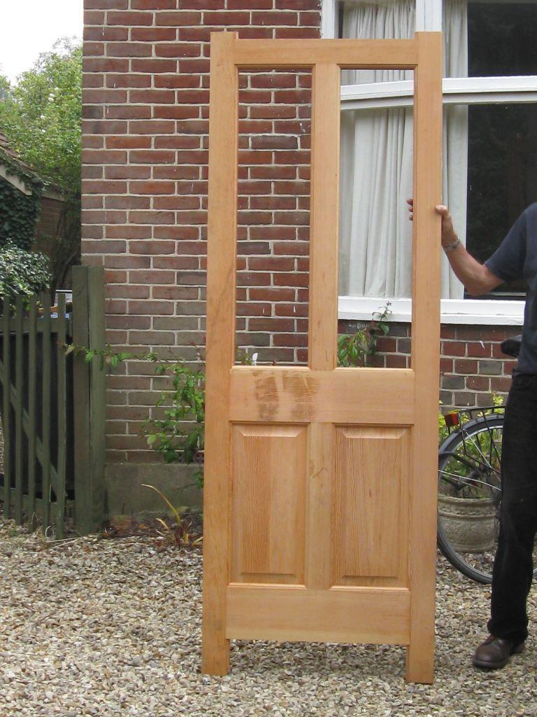 External hardwood front or back door in norwich norfolk for Hardwood back doors