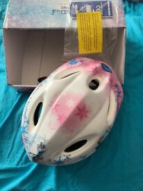 Frozen Cycling / Scooter Helmet - Brand New With Tags - Size M 52-56cm
