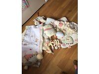 Mamas & Papas bedding set (12 pieces)
