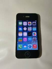 IPhone 4 16hb unlocked fully working