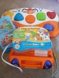 V.Smile baby infant development system