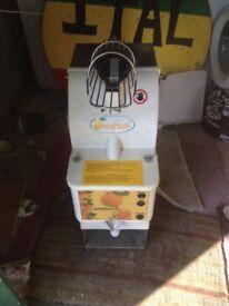 Countertop orange juice machine for sale