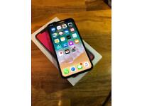 iPhone X 256GB Unlocked Swap iPhone 8 Plus Or £775