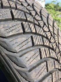 Winter Tyres 225/40R18