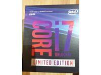 High end intel 7 16GB SSD HDD 2K/4K custom gaming workstation PC