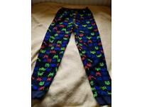 Pyjama bottoms 24 inch inside leg