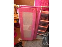 TOMY BED GUARD PINK