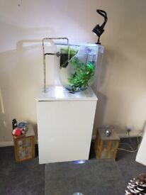 Fish/ jelly fish tank pump and filter