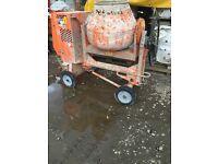 belle xt 100 diesel mixer 2014
