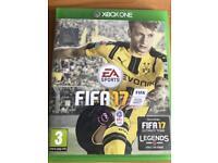 Fifa 17-Xbox one