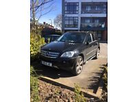Mercedes ML320 Black full service history