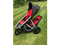 Double Buggy - Phil and Teds Vibe