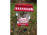 Andrew James Electric Retro Kettle Popcorn Popper Maker Machine