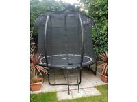 BRAND NEW TRAMPOLINE USED ONCE