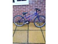 "Probike rf240 24"" wheel girls bike in great condition"
