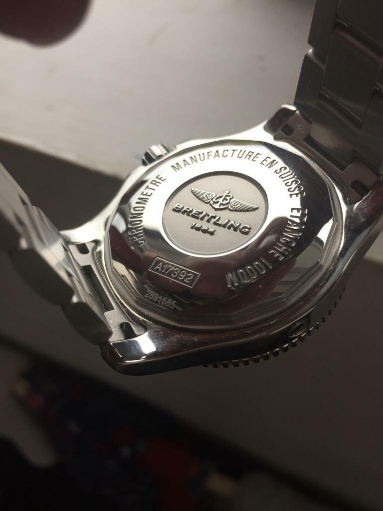 Breitling super ocean 11 44