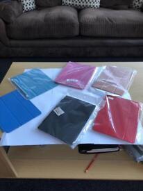 Job lot of iPad cases