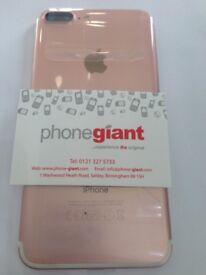 NEW SALE APPLE IPHONE 7 PLUS 128GB AVERAGE CONDITION UNLOCKED