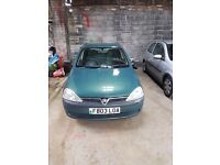 Vauxhall corsa 1.2 *open to offers!!!*