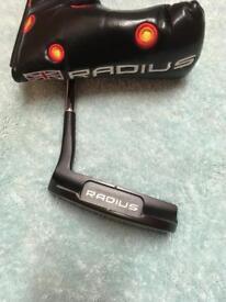 Radius Classic 4 Proto A putter