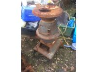 Spares repairs woodburner potbelly stove