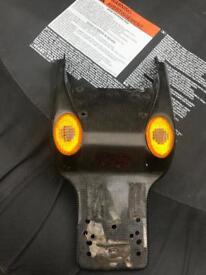 Carbon fibre tea tray, taken off 94 Ducati monster m900.