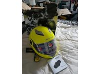 Flip up helmet XL