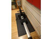 Kettler Axos Folding Rowing Machine