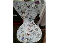 Alice in Wonderland occasional chair