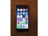 Apple Iphone 6 - Unlocked - 16GB - Black/Grey