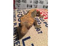 Female crested gecko plus setup