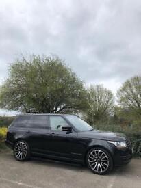 Amg & Range Rover Hire London